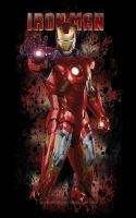 Iron Man 05 by DesignsByTopher