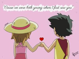 Amourshipping when all started by rikitempe