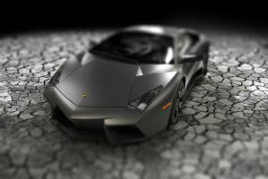 Reventon tiltshift_I by theCrow65