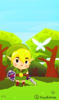 The Legend of Zelda: A Link to the Cute!!! by FinoRaptor