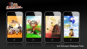 Evil Conveyor Free Wallpapers by domby-to