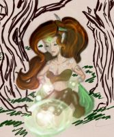 Earth Mother by kage-kunoichi