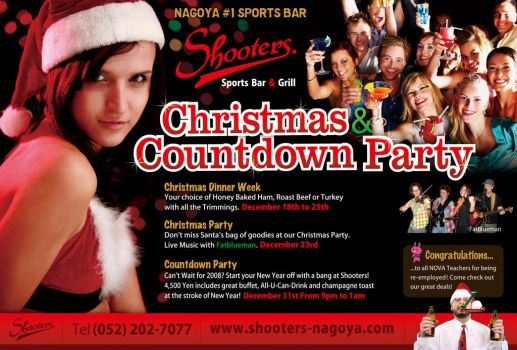 X'mas and Countdown Party3 by Kenichi-Japan