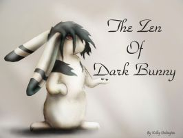 Dark Bunny Zen by AmbiantNight