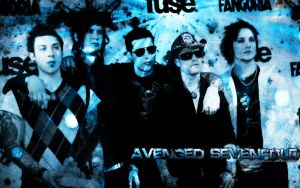 A7X by xSecondHeartbeatx