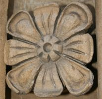 Stock Stone Rose by Sheiabah-Stock