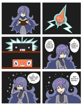 Hex Maniac's New Groove Page 1 by MegatronMan