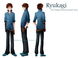 Character Database Project - Ryukagi by renealexa-diary