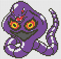 Arbok by Hama-Girl