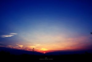 Sunset by iso-50