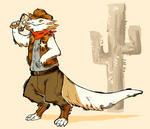 WT: Wild West Attire by solopolis