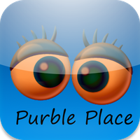 The famous purble place game.. by jamalaftab