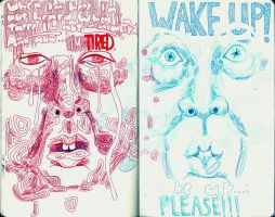 Im Tired...WAKE UP by vs-theworld