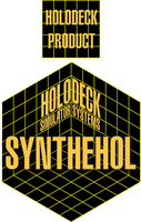 Synthehol Bottle Label by CmdrKerner