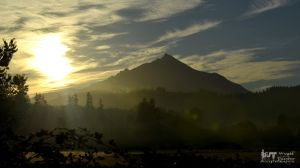 Sunrise Mount Pilchuck 2012 by RoadKillConcepts