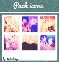 Pack icons -Diabolik lovers- by tutozTAIGA