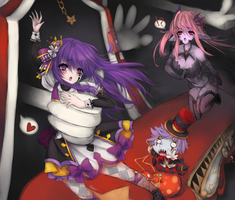 Grand Chase: Nightmare Circus by Subiculum
