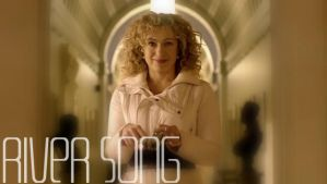 River Song by ninjarosie