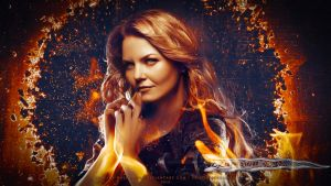 Emma Swan by VeilaKs-Wallpapers