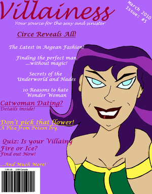 Villain Appreciation-Circe