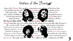 Victims of the Illuminati by Jocef