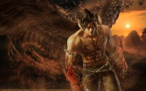 Devil Jin by SilverCat-sama