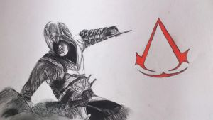 Assassins Creed Altair by lostnumb