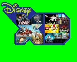 DisneyXD Logo Wallpaper 2013 by EspioArtwork