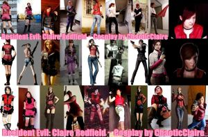 Claire Redfield - Cosplay by ChaoticClaire by ChaoticClaire