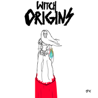 Witch Origins - Cover Art  V2 by IoannisCleary
