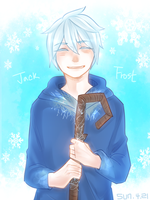 Jack frost by Sun0923