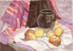 Apples.. and Pot. by GrainWaves
