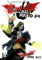 The Black Hand #4 by comicaptor2014