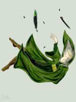 The Fall Of Draco Malfoy by 15XsecondsXtoXarsa