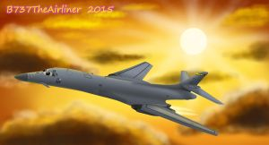 Lance for LancetheB1 by B737TheAirliner