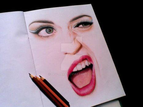 Katy perry by Dee-java