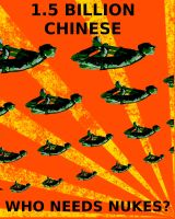 Chinese Nukes by katiejo911