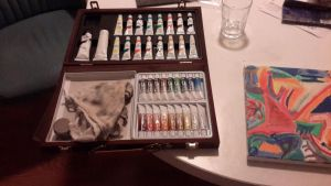 Got more paints for my kit :D by blackice940