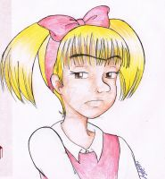 Helga a color by Angie-Black