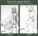 Before and After Meme by CarmenTakoshi