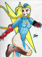 Killer Bee Cammy by Amalthea16