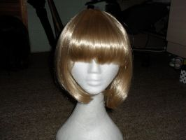 New Mello wig unfinished by CozplayMania