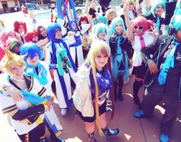 VOCALOID COLOSSALCON 2013 by SYGNALLOST