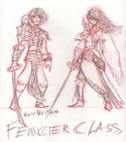 New Britain - Fencer Class by HJTHX1138