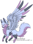 Lace themed Aevulidae -CLOSED- by Kurosu-Commishes