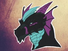Faena- quick bust by DarkDragon1010