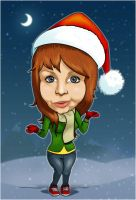 caricature 6 by RusRed