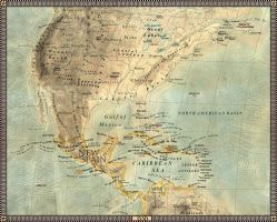 North America in 1530 by JaySimons