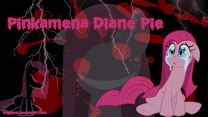 Pinkamena Diane Pie Wallpaper by brightrai