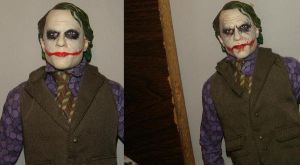 DC DIRECT JOKER REPAINT by darknight7